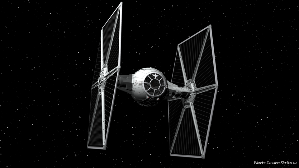 imperial tie fighter wallpaper - photo #17